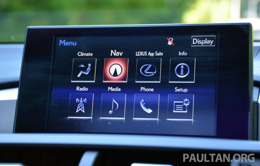 DRIVEN: Lexus NX 200t SUV tested in British Columbia Image #285863