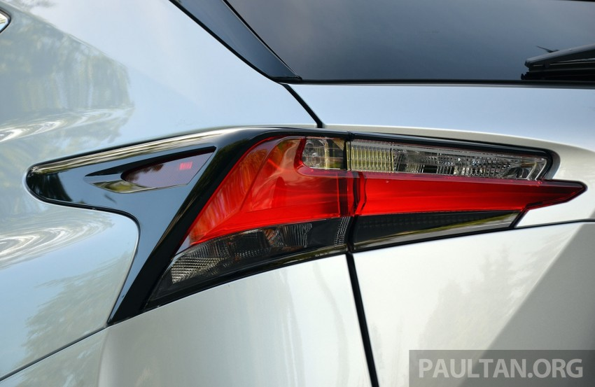 DRIVEN: Lexus NX 200t SUV tested in British Columbia Image #285865