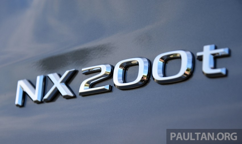 DRIVEN: Lexus NX 200t SUV tested in British Columbia Image #285831