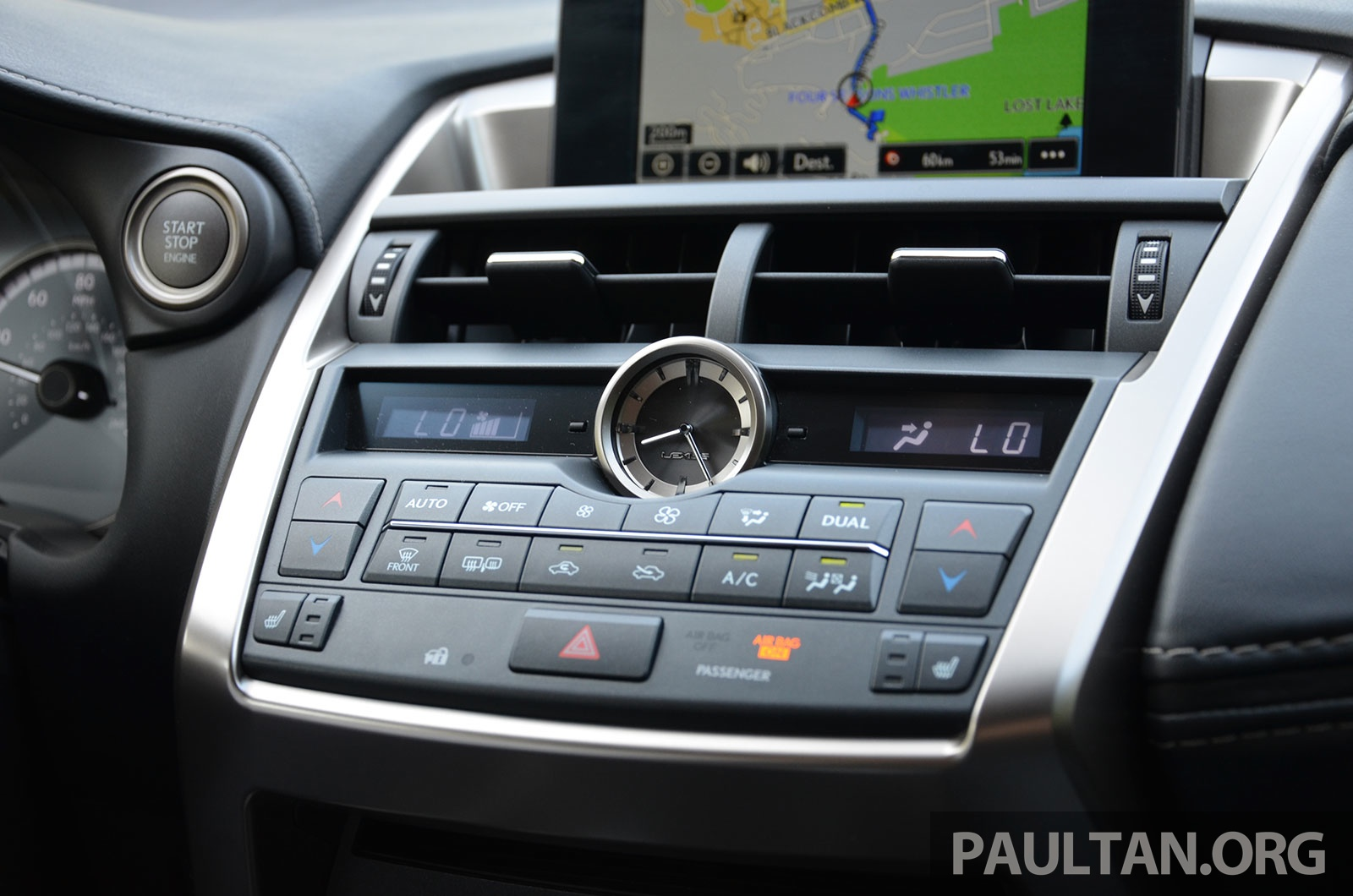 Suv Lexus 2018 >> DRIVEN: Lexus NX 200t SUV tested in British Columbia Paul Tan - Image 285869