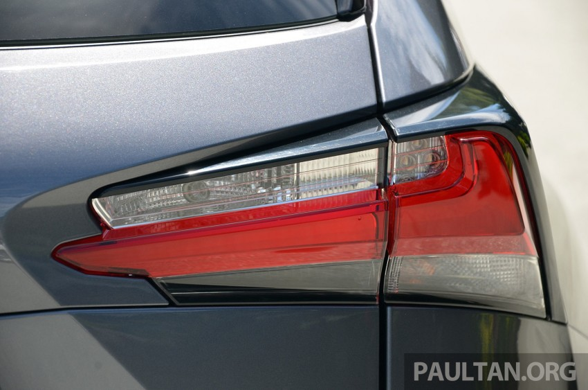 DRIVEN: Lexus NX 200t SUV tested in British Columbia Image #285872