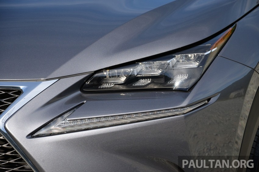 DRIVEN: Lexus NX 200t SUV tested in British Columbia Image #285835
