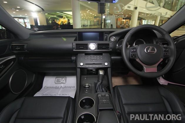 Lexus RC 350 Malaysia 29