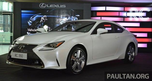 Lexus RC Malaysia Launch 9