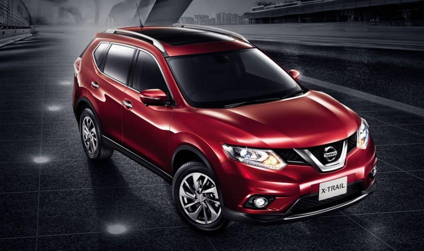 Nissan X-Trail makes Thai debut – is Malaysia next? Image #288978