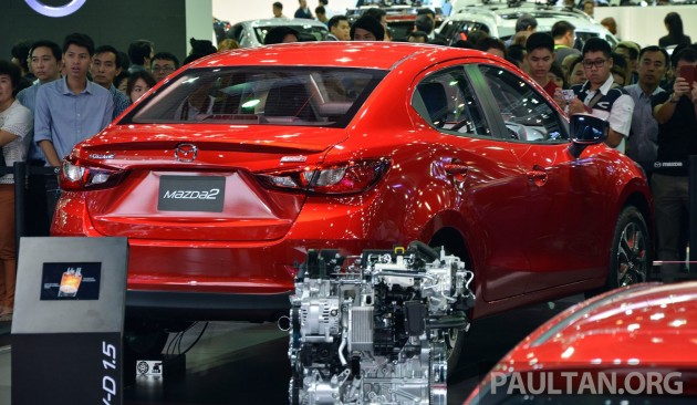 Mazda 2 Sedan Thailand 10