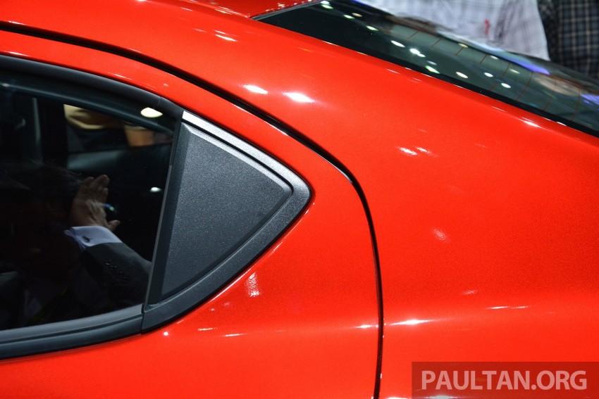 Mazda 2 Sedan unveiled at 2014 Thai Motor Expo! Image #292824