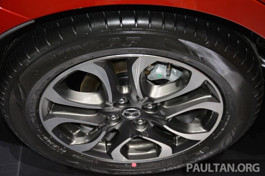 Mazda 2 Sedan unveiled at 2014 Thai Motor Expo! Image #292825