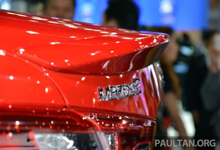 Mazda 2 Sedan unveiled at 2014 Thai Motor Expo! Image #292828
