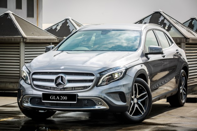 Mercedes-Benz GLA 200 (1)
