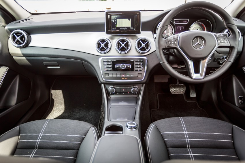Mercedes-Benz GLA-Class SUV launched in Malaysia – GLA 200, GLA 250 and GLA 45 AMG, from RM239k Image #286524