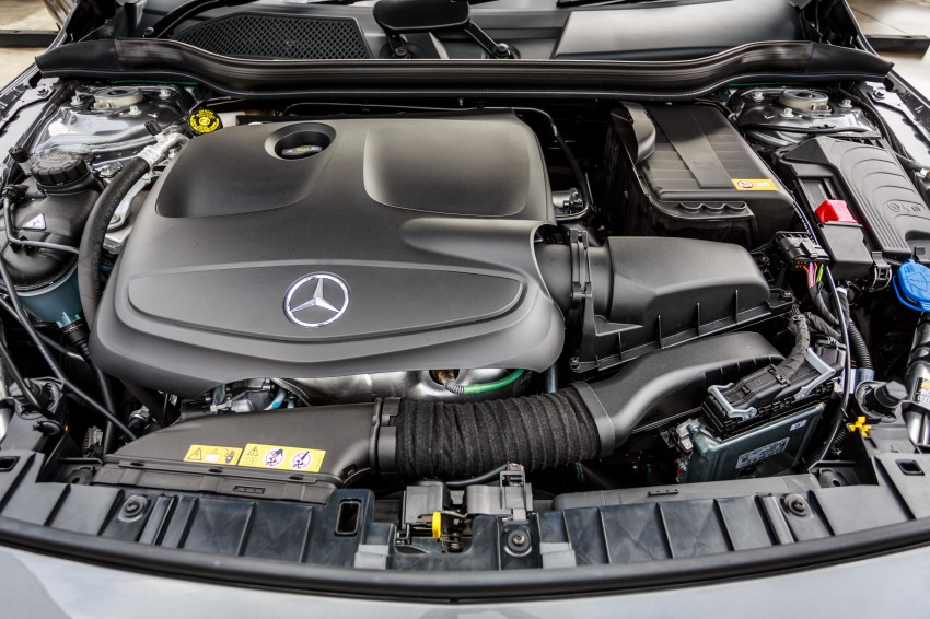 Mercedes-Benz GLA-Class SUV launched in Malaysia – GLA 200, GLA 250 and GLA 45 AMG, from RM239k Image #286529