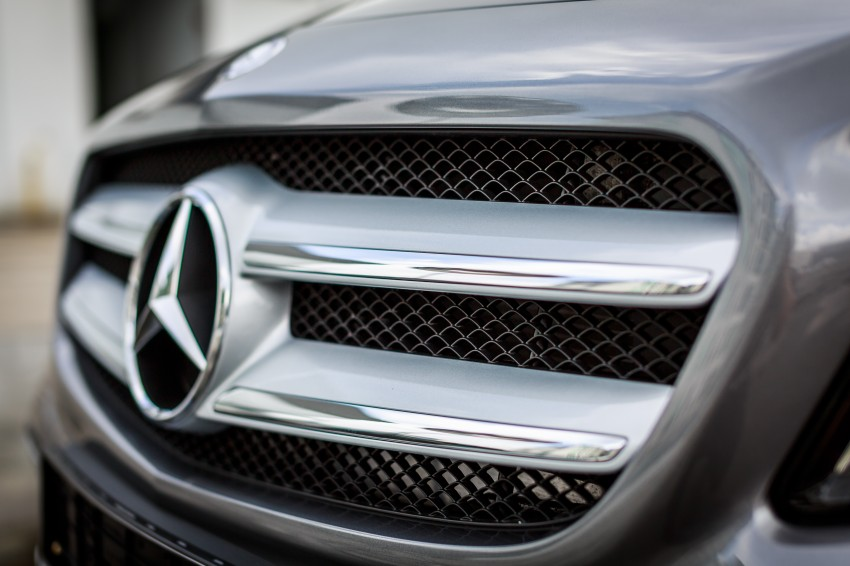 Mercedes-Benz GLA-Class SUV launched in Malaysia – GLA 200, GLA 250 and GLA 45 AMG, from RM239k Image #286532
