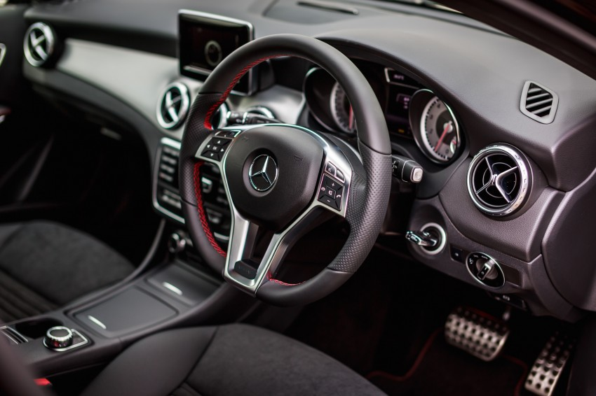Mercedes-Benz GLA-Class SUV launched in Malaysia – GLA 200, GLA 250 and GLA 45 AMG, from RM239k Image #286551