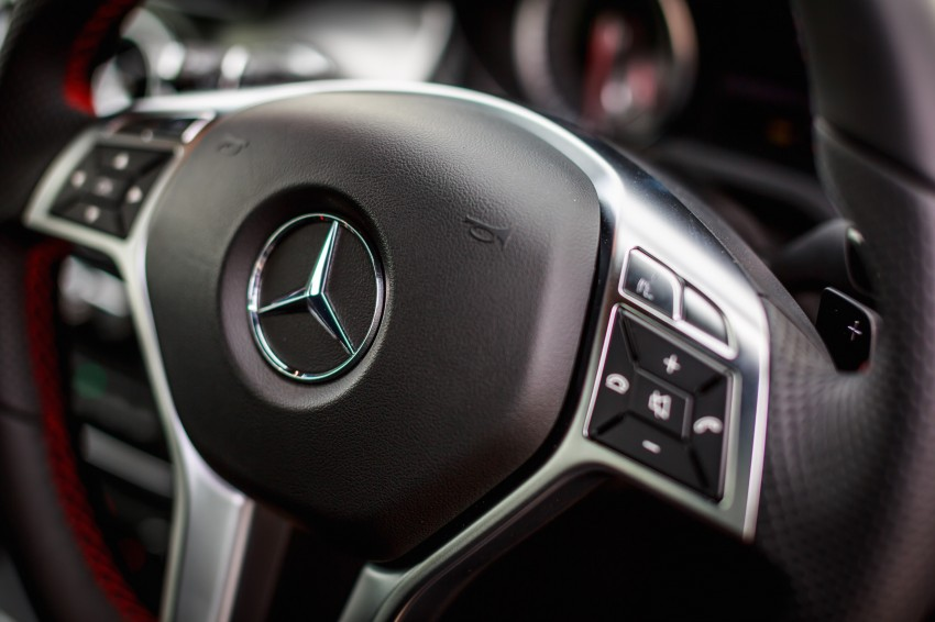 Mercedes-Benz GLA-Class SUV launched in Malaysia – GLA 200, GLA 250 and GLA 45 AMG, from RM239k Image #286558