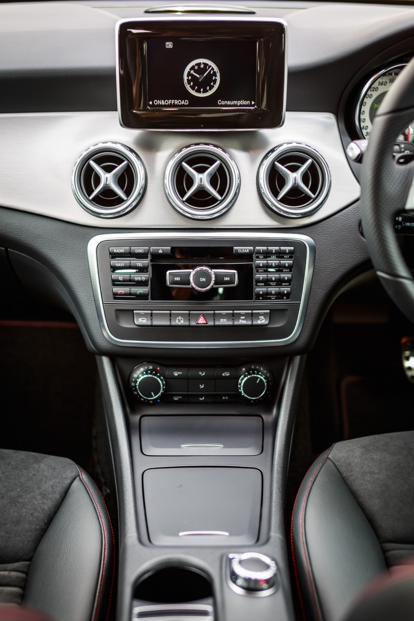 Mercedes-Benz GLA-Class SUV launched in Malaysia – GLA 200, GLA 250 and GLA 45 AMG, from RM239k Image #286560