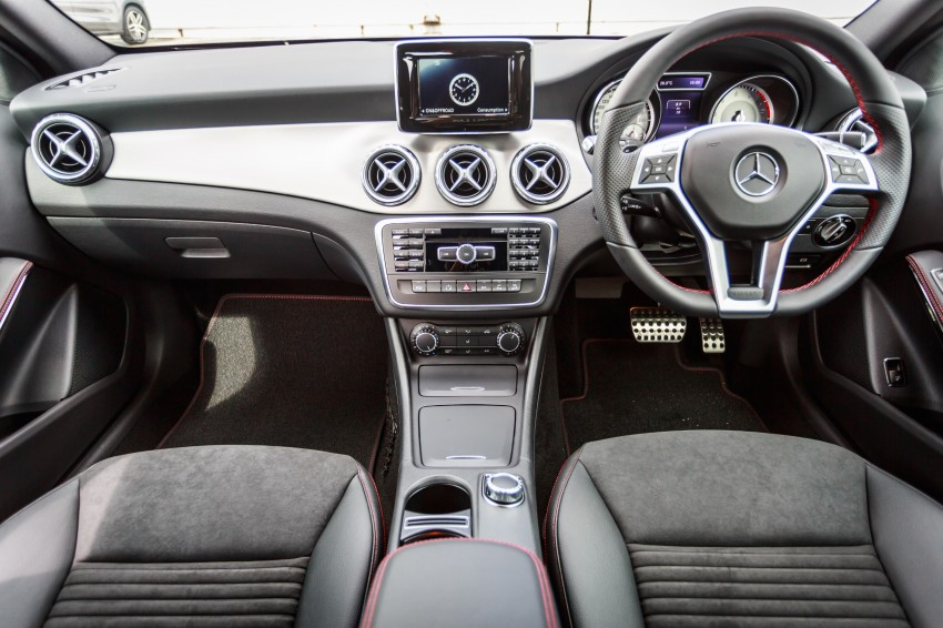 Mercedes-Benz GLA-Class SUV launched in Malaysia – GLA 200, GLA 250 and GLA 45 AMG, from RM239k Image #286561