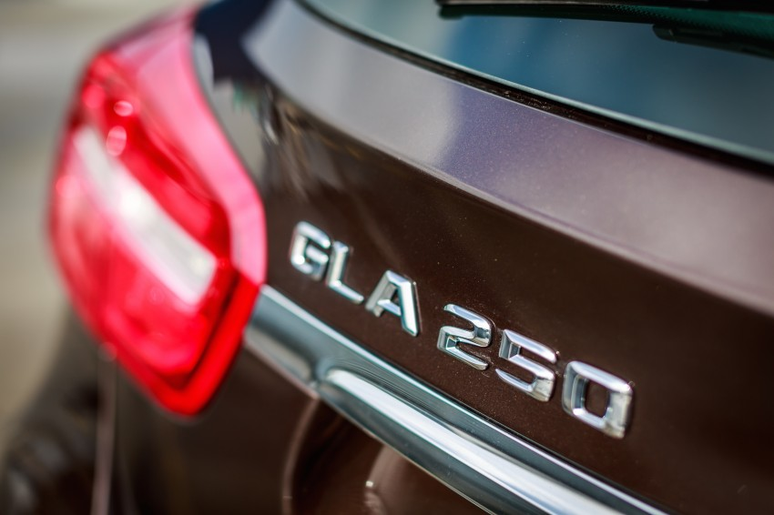 Mercedes-Benz GLA-Class SUV launched in Malaysia – GLA 200, GLA 250 and GLA 45 AMG, from RM239k Image #286544