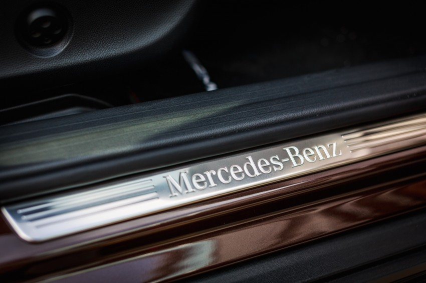 Mercedes-Benz GLA-Class SUV launched in Malaysia – GLA 200, GLA 250 and GLA 45 AMG, from RM239k Image #286548