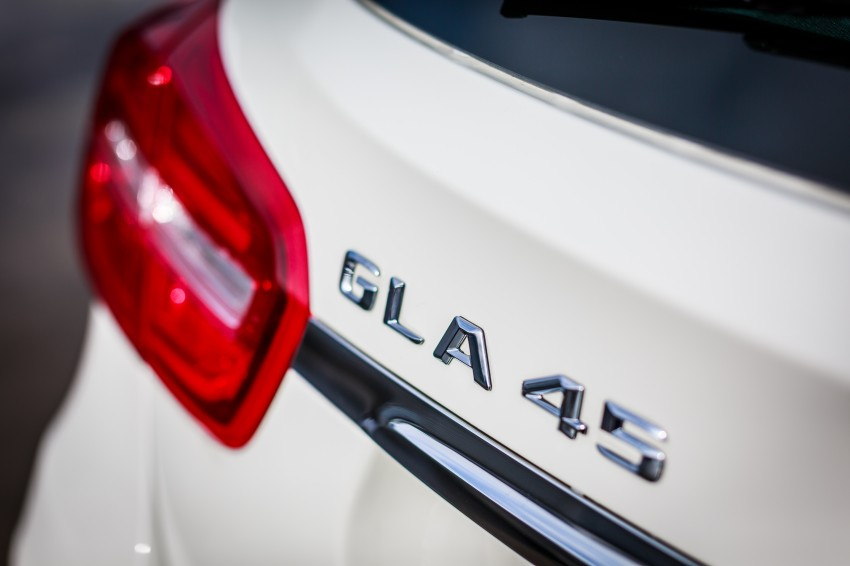 Mercedes-Benz GLA-Class SUV launched in Malaysia – GLA 200, GLA 250 and GLA 45 AMG, from RM239k Image #286453