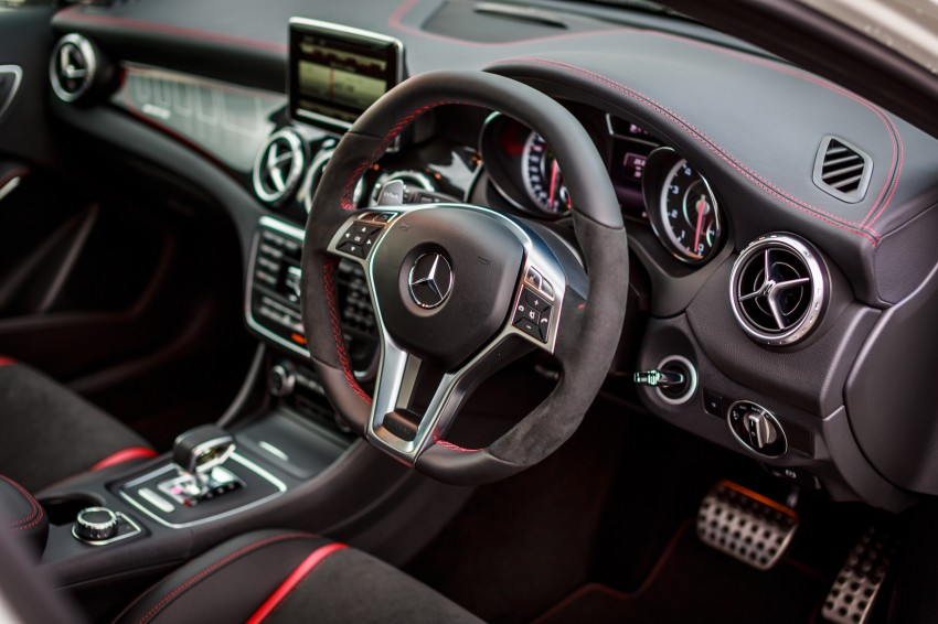Mercedes Gla 250 >> Mercedes-Benz GLA-Class SUV launched in Malaysia – GLA 200, GLA 250 and GLA 45 AMG, from RM239k ...