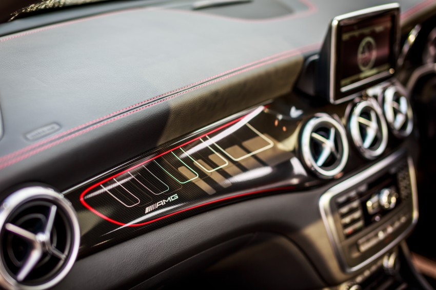 Mercedes-Benz GLA-Class SUV launched in Malaysia – GLA 200, GLA 250 and GLA 45 AMG, from RM239k Image #286488