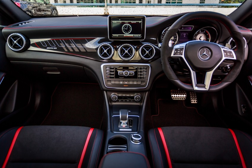 Mercedes-Benz GLA-Class SUV launched in Malaysia – GLA 200, GLA 250 and GLA 45 AMG, from RM239k Image #286492
