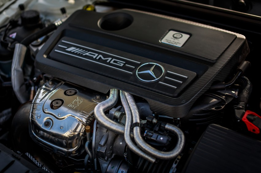 Mercedes-Benz GLA-Class SUV launched in Malaysia – GLA 200, GLA 250 and GLA 45 AMG, from RM239k Image #286495