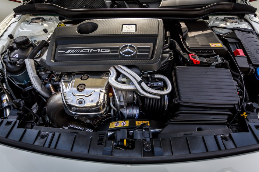 Mercedes-Benz GLA-Class SUV launched in Malaysia – GLA 200, GLA 250 and GLA 45 AMG, from RM239k Image #286500