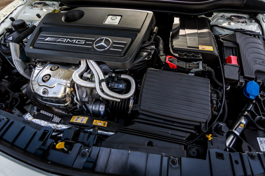 Mercedes-Benz GLA-Class SUV launched in Malaysia – GLA 200, GLA 250 and GLA 45 AMG, from RM239k Image #286501