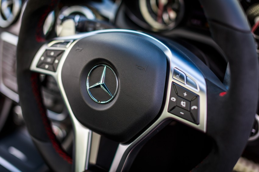 Mercedes-Benz GLA-Class SUV launched in Malaysia – GLA 200, GLA 250 and GLA 45 AMG, from RM239k Image #286502