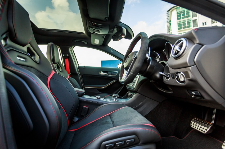 Mercedes-Benz GLA-Class SUV launched in Malaysia – GLA 200, GLA 250 and GLA 45 AMG, from RM239k Image #286503