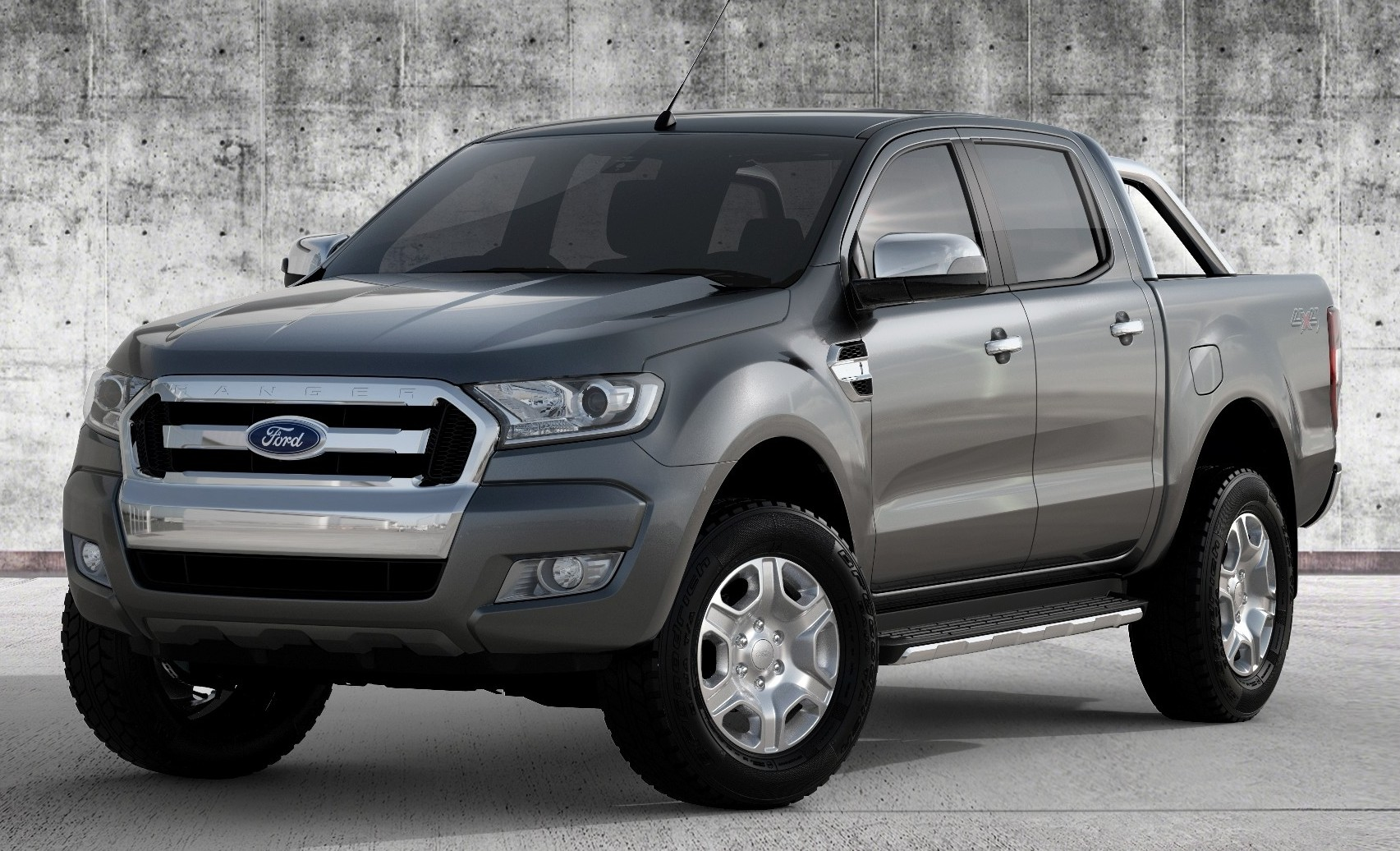 ford ranger t6 facelift teased showing all new face. Black Bedroom Furniture Sets. Home Design Ideas