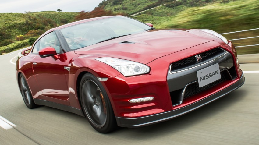 2015 Nissan GT-R – the R35 gets updated yet again, limited-run 45th Anniversary edition also announced Image #291508