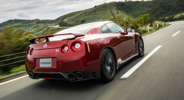 2015 Nissan GT-R - the R35 gets updated yet again, limited-run 45th ...