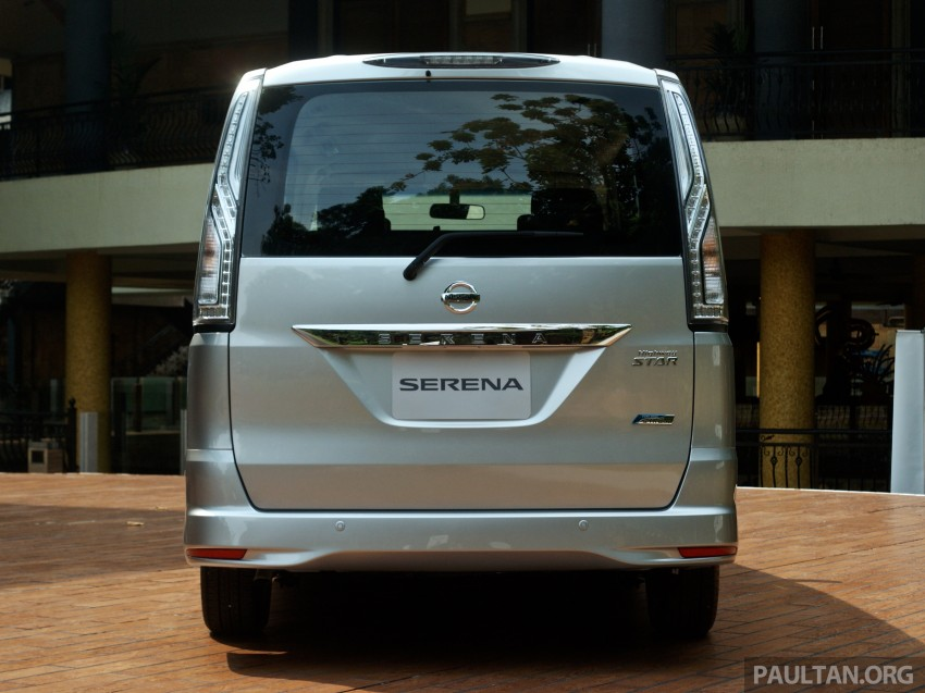 DRIVEN: 2014 Nissan Serena S-Hybrid – better value? Image #290507