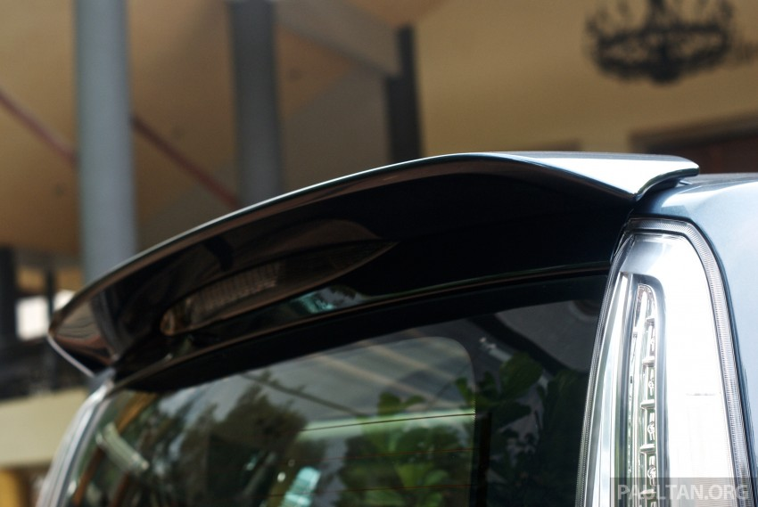 DRIVEN: 2014 Nissan Serena S-Hybrid – better value? Image #290516