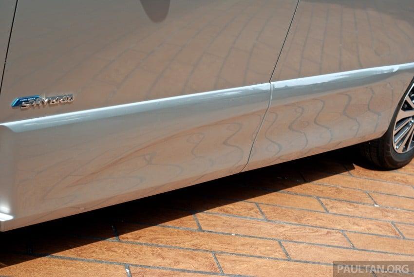 DRIVEN: 2014 Nissan Serena S-Hybrid – better value? Image #290517