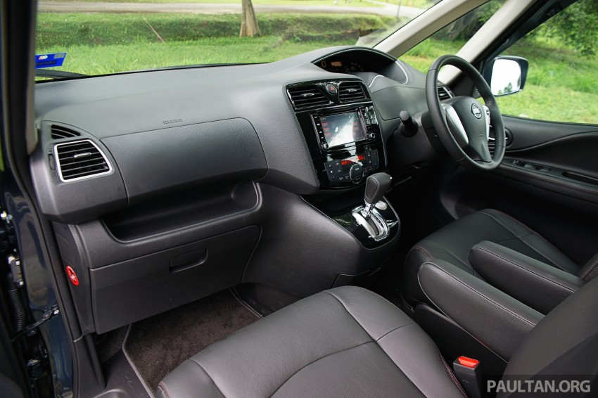 DRIVEN: 2014 Nissan Serena S-Hybrid – better value? Image #290578