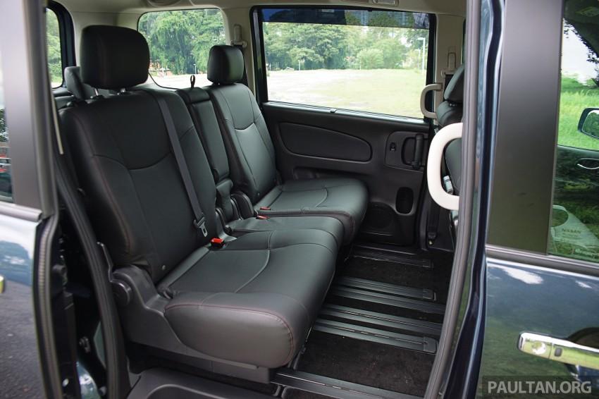 DRIVEN: 2014 Nissan Serena S-Hybrid – better value? Image #290590