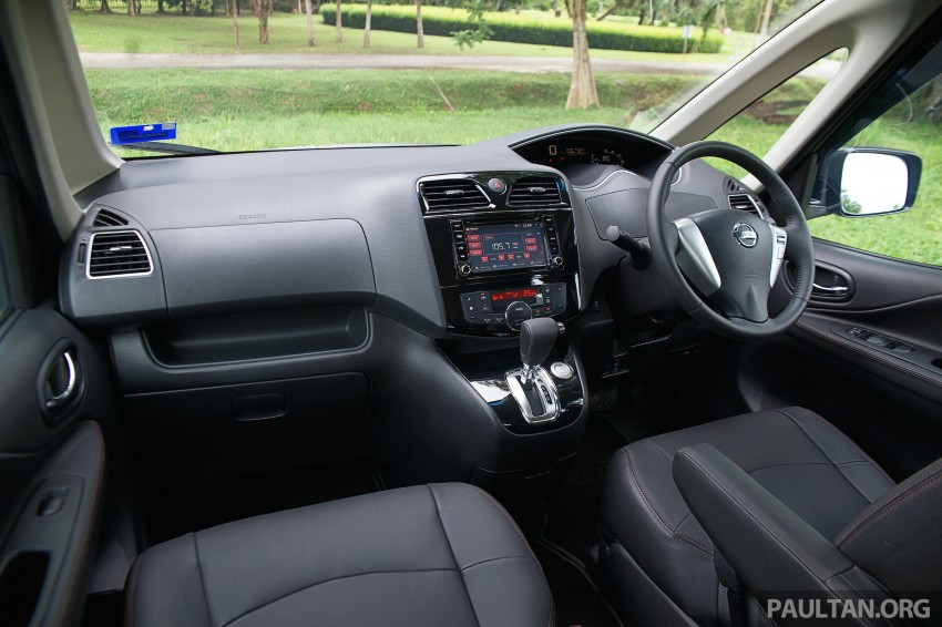 DRIVEN: 2014 Nissan Serena S-Hybrid – better value? Image #290599