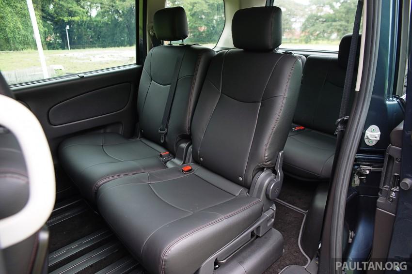 DRIVEN: 2014 Nissan Serena S-Hybrid – better value? Image #290603
