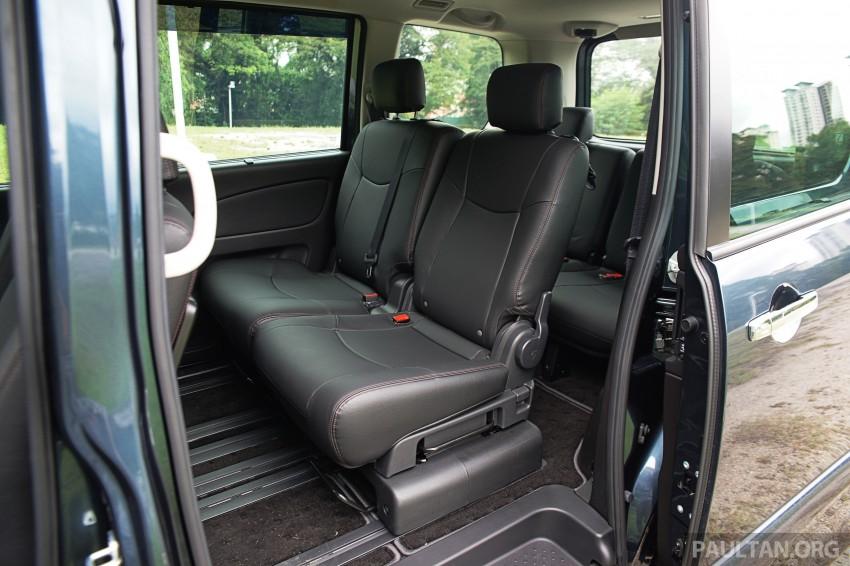 DRIVEN: 2014 Nissan Serena S-Hybrid – better value? Image #290604