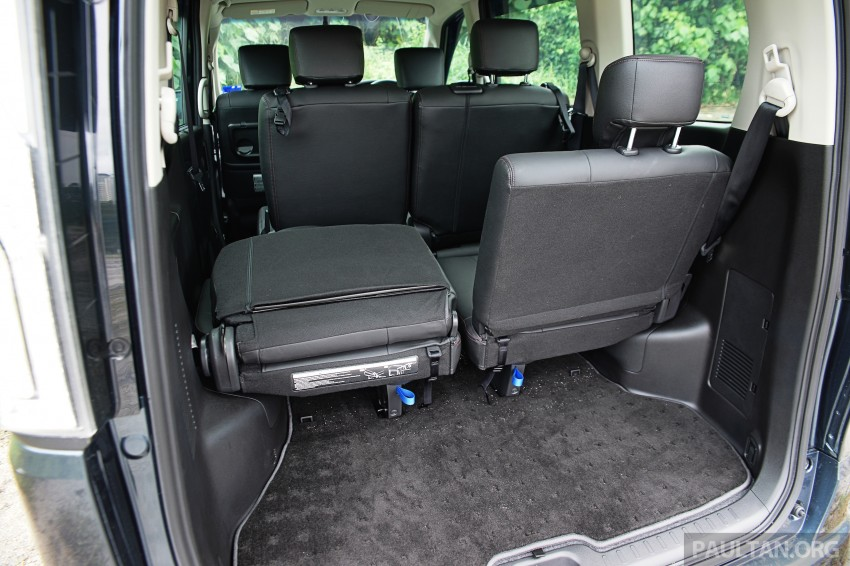 DRIVEN: 2014 Nissan Serena S-Hybrid – better value? Image #290610