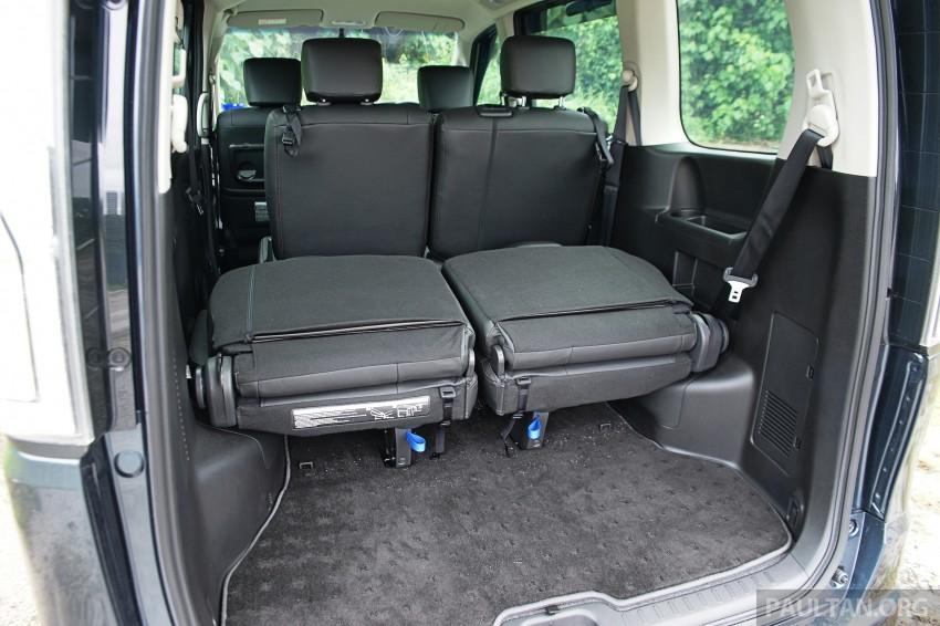 DRIVEN: 2014 Nissan Serena S-Hybrid – better value? Image #290611