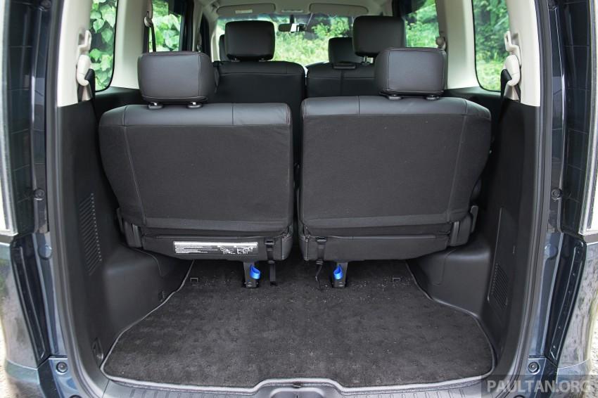 DRIVEN: 2014 Nissan Serena S-Hybrid – better value? Image #290613