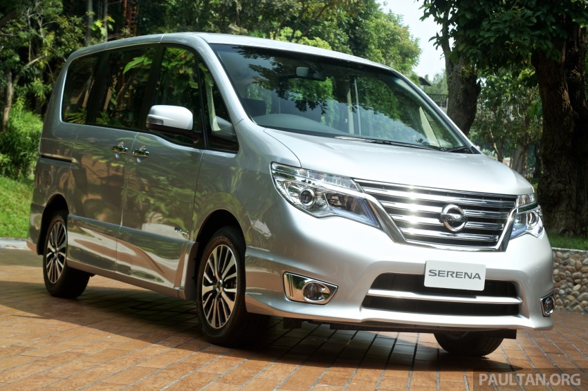 DRIVEN: 2014 Nissan Serena S-Hybrid – better value? Image #290504