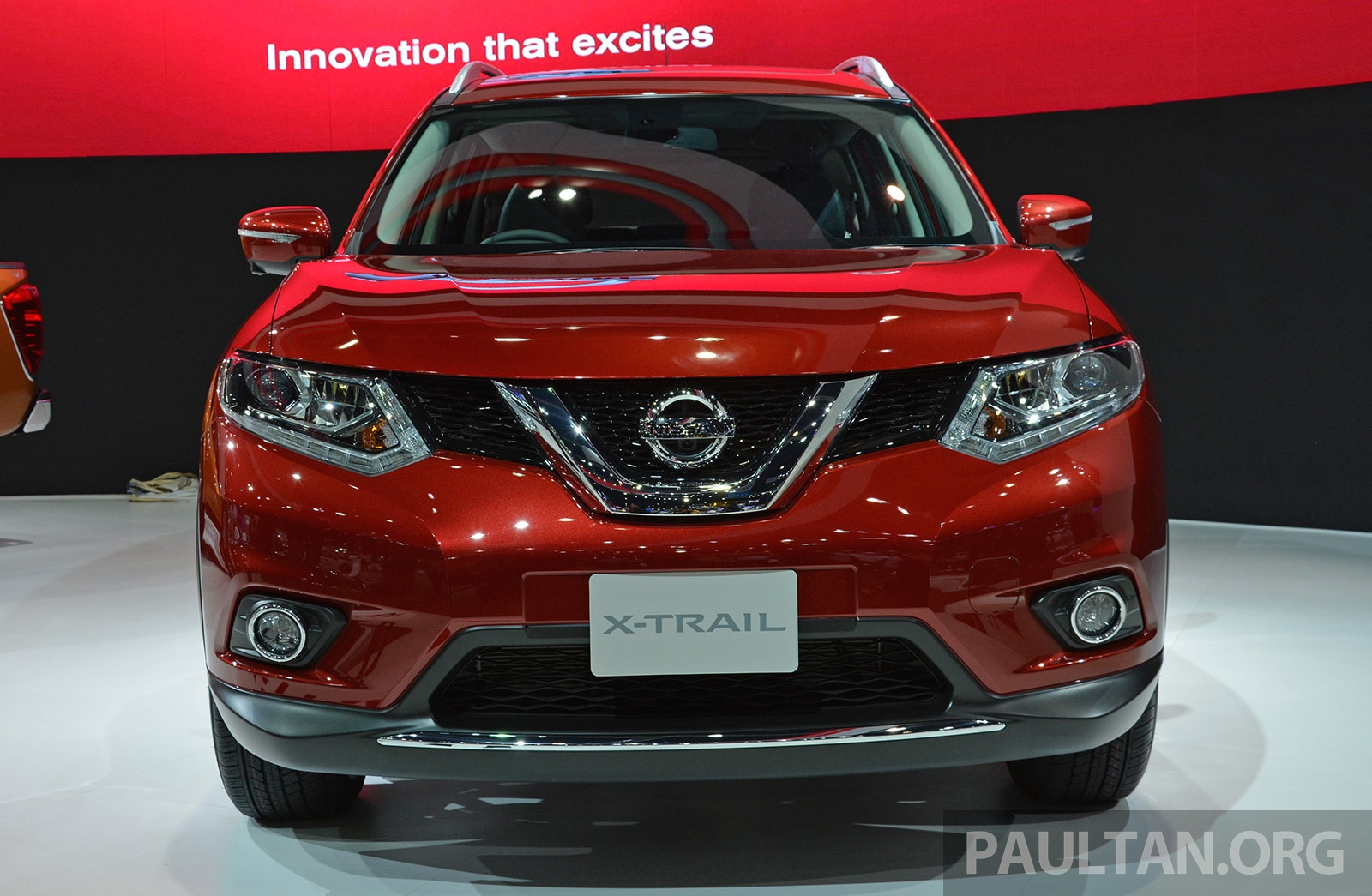 Nissan X Trail 2019 2020 New Car Price And Reviews Xtrail Offroad Modified Gallery At The 2014 Thai Motor
