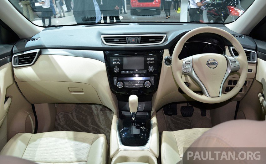 GALLERY: Nissan X-Trail at the 2014 Thai Motor Expo Image #292772