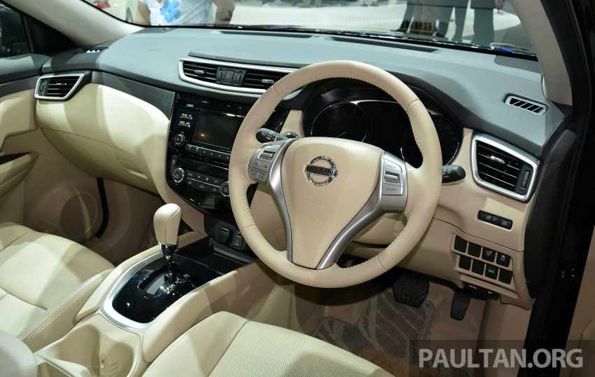 GALLERY: Nissan X-Trail at the 2014 Thai Motor Expo Image #292773